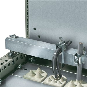 Cable Clamp Rails For 800 Enclosure