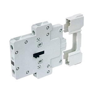 Mechanical Interlock Block 2NC