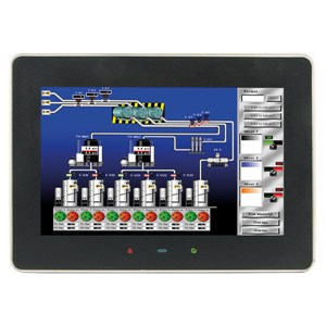 "7"" Graphite HMI, Outdoor Use"