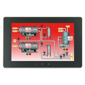 "9"" Graphite HMI, Dual Ethernet"
