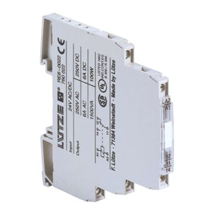 24VAC/DC 3A Low Profile Relay