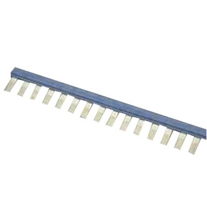 16 Pole 6A Jumper Comb BLUE