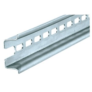 AE/KL Support Rail 387mm TS35/7.5 Pk10