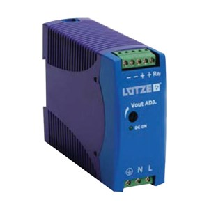 2.5A 24Vdc Single Phase Power Supply