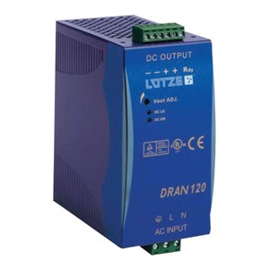 5A 24Vdc Single Phase Power Supply