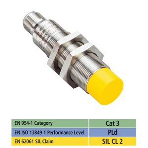 M18 Cylindrical Inductive Switch