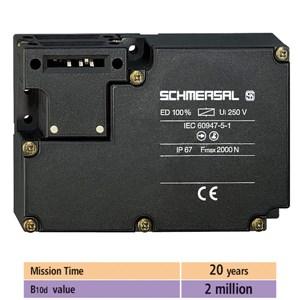 lc automation schmersal azm161 heavy duty solenoid interlockheavy duty solenoid interlock switch