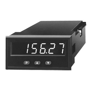6 Digit Apollo Rate Input Meter 115/230V