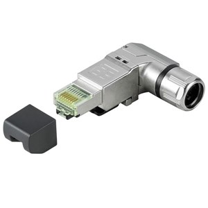 Lc Automation Weidmuller Field Install Rj45 With 90 186