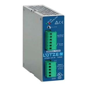 5A 24Vdc Two Phase Power Supply