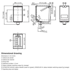 sick dt50 laser wiring diagrams content resource of wiring diagram \u2022 yamaha wiring code lc automation sick dt50 laser distance sensor 0 10v analogue rh lcautomation com specs yamaha dt50