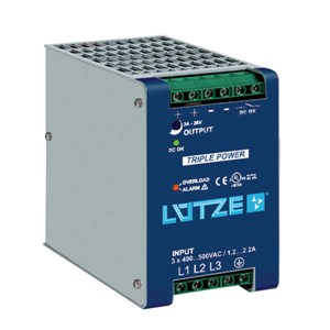 20A 48Vdc Three Phase Power Supply