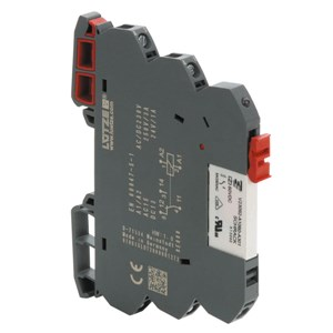 24VDC 6A Plug-in Relay (Screw)