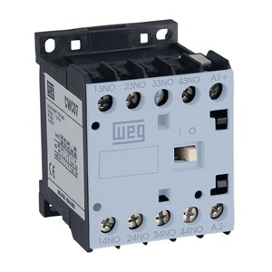 3P Mini Contactor 9A 230VAC 1NO