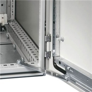 TS/SE Door Stay - Bottom Mount (Pk5) & LC Automation - Rittal bottom mount door stay for TS/SE enclosure ...
