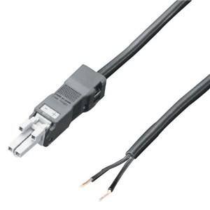 SZ Infeed Cable 2P Vdc Black 3m (Pk5)