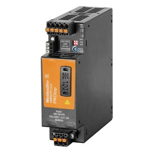 LC Automation - Weidmuller PROtop power supply 10A, 240W