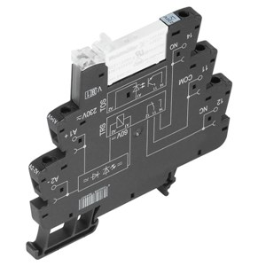TRS 120Vac/dc 6A 1CO Relay