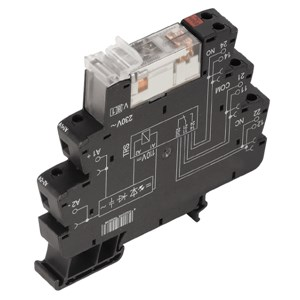 TRS 120Vac 8A 2CO Relay
