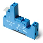 Screw Cage Clamp Socket - 46.52 Relays