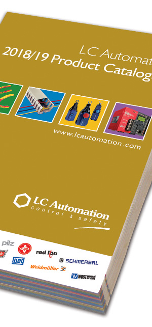 LC Automation 2018-19 Product Catalogue is Here!