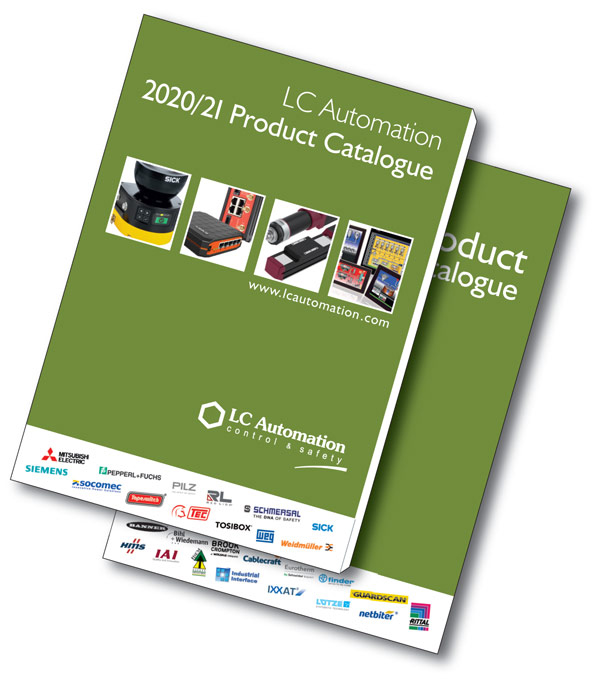 LC Automation 2020-21 Product Catalogue Out Now!