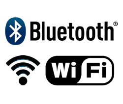 Which is best - Bluetooth or WLAN/WiFi
