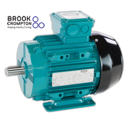 Brook Crompton Motors and Mitsubishi Electric Inverters at LC Automation