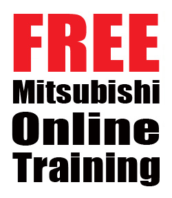 Free Online Mitsubishi Training Courses at LC Automation
