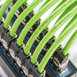 Lutze Industrial Ethernet Cable
