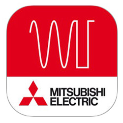 Mitsubishi Electric Launch iPhone App for F800 and A800 a.c. Inverters