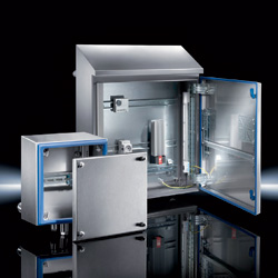 Rittal Hygienic Design Enclosures are Ideal for Food and Beverage Applications