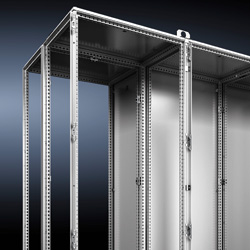 The New Rittal VX25 Large Enclosure System replaces the world-leading TS8 Series