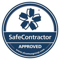 We Are SafeContractor Approved