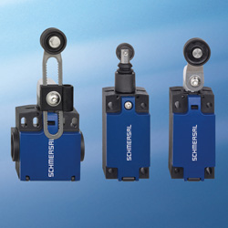 Schmersal Launch New Generation of Modular Position Switches