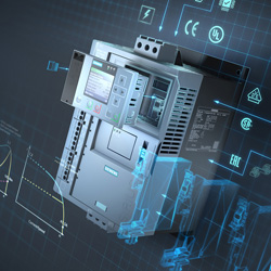 Siemens Launch 3RW5 Soft Starters