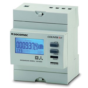 Buy Socomec Countis Energy Meters Online