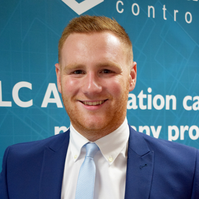 Tom Lees LC Automation Field Sales Engineer
