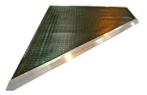 Tapeswitch Mats can be supplied in any shape to suit your application
