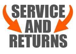 Service and Returns at LC Automation