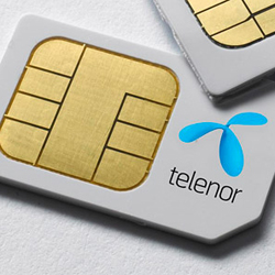Telenor M2M SIM Cards from LC Automation