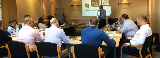 Great value training courses at LC Automation